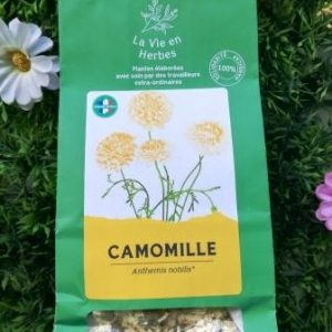 Tisane Camomille